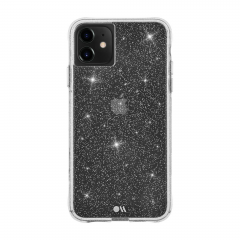 Case-Mate Sheer Crystal для iPhone 11 (Цвет Sheer Crystal Clear)