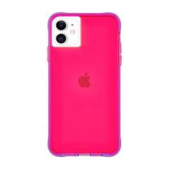 Case-Mate Tough Neon для iPhone 11 (Цвет Розовый Неон)