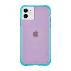 Case-Mate Tough Neon для iPhone 11 (Цвет Фиолетовый Неон)
