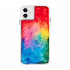 "Case-Mate Tough Watercolor для iPhone 11 (Цвет ""Акварель"")"