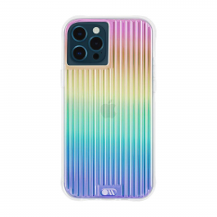 Case-Mate Touch Groove для iPhone 12 Pro Max (Iridescent)