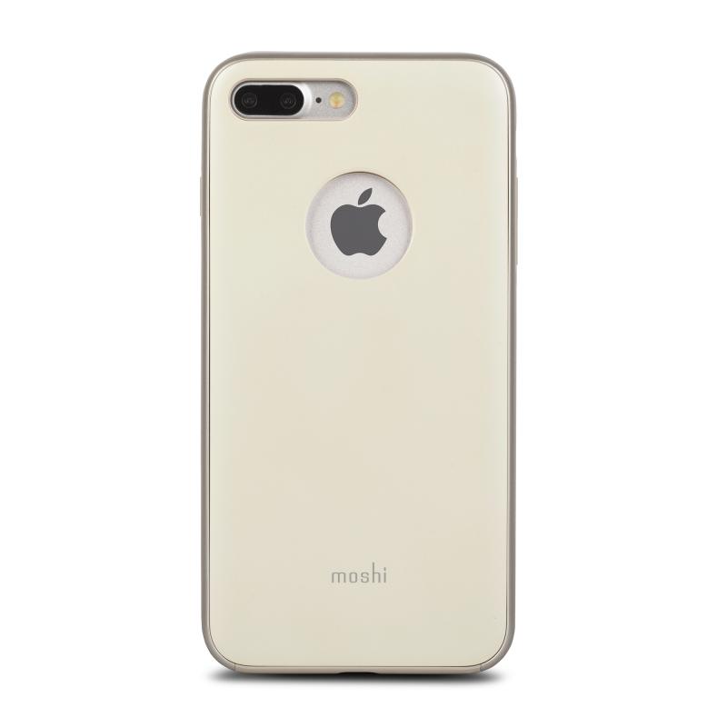 Чехол Moshi iGlaze на iPhone 7 Plus/8 Plus – (Цвет - Желтый)
