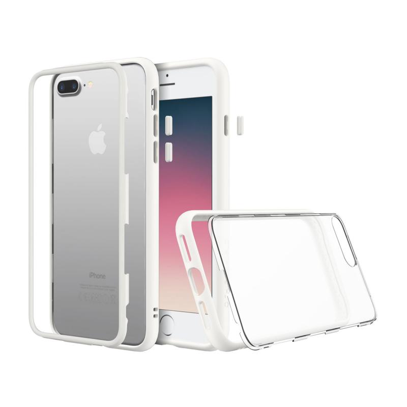 Чехол RhinoShield MOD на iPhone 8 Plus  - Белый