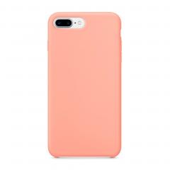 """Силиконовый чехол для iPhone 7 Plus / 8 Plus (Цвет """"Фламинго"""")"""