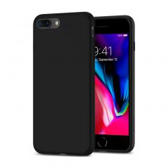 Spigen Liquid Crystal для iPhone 7 Plus / iPhone 8 Plus (Matte Black)
