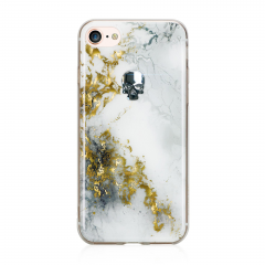 BMT для iPhone 7/8 Treasure Alabaster (Night Skull)