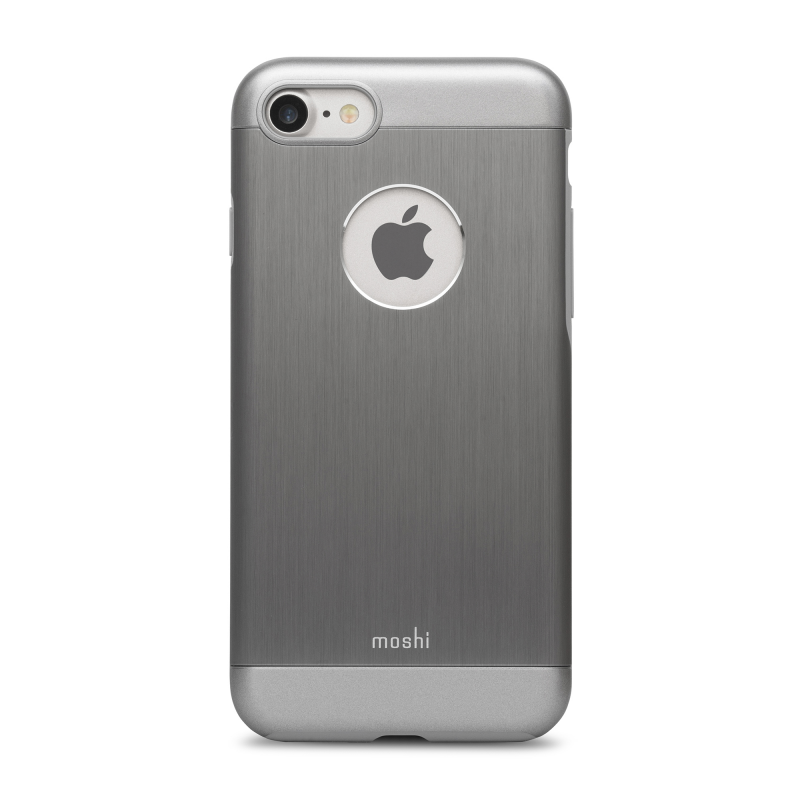 Moshi Armour для iPhone 7 / iPhone 8 (Gunmetal Gray)