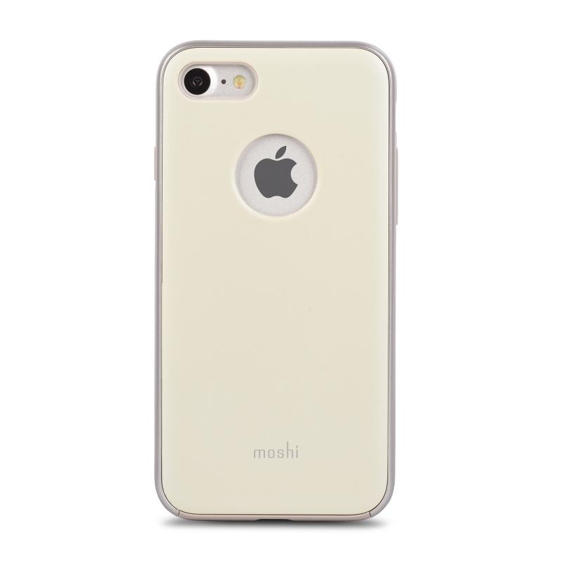 Чехол Moshi iGlaze на iPhone 7/8 – (Цвет - Желтый)