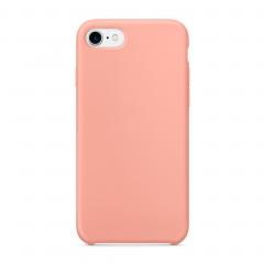 """Силиконовый чехол для iPhone 7 / 8 (Цвет """"Фламинго"""")"""