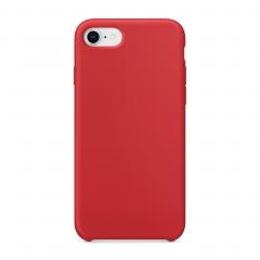 Силиконовый чехол для iPhone 7 / 8 (Цвет Красный)