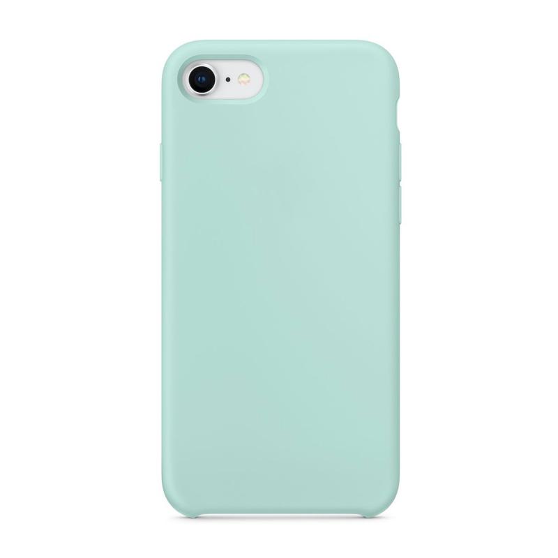 """Чехол Силиконовый на iPhone 7 / 8 – (Цвет - """"Морской"""")"""