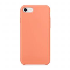 """Силиконовый чехол для iPhone 7 / 8 (Цвет """"Персиковый"""")"""