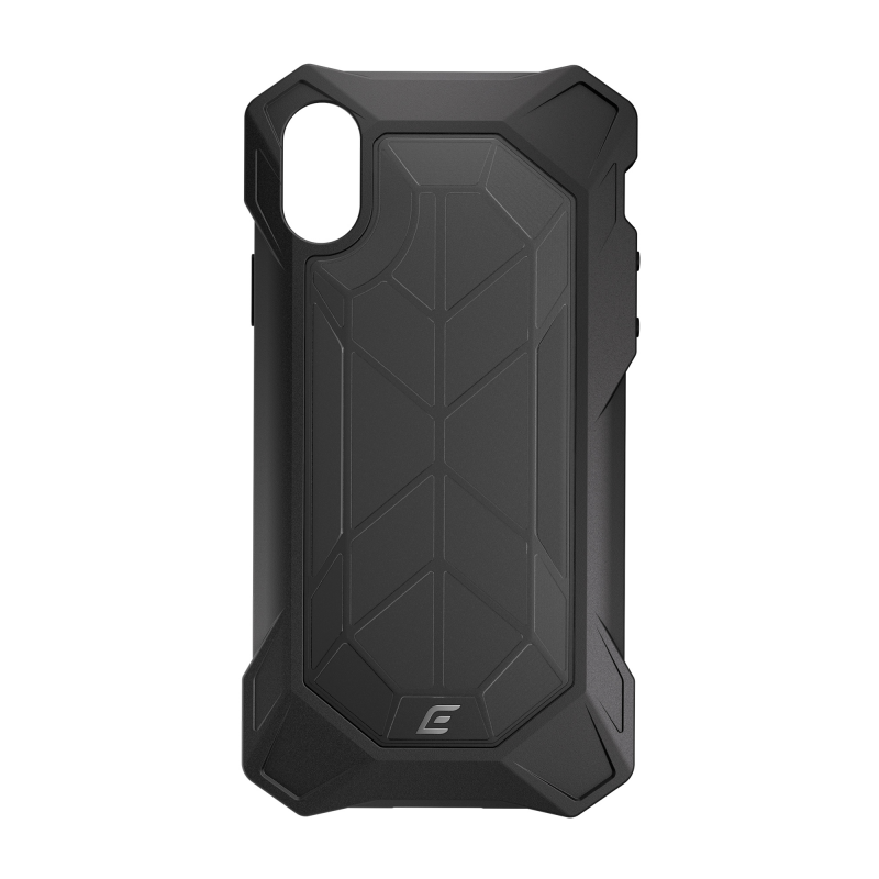 Чехол Element Case Rev на iPhone X - Чёрный