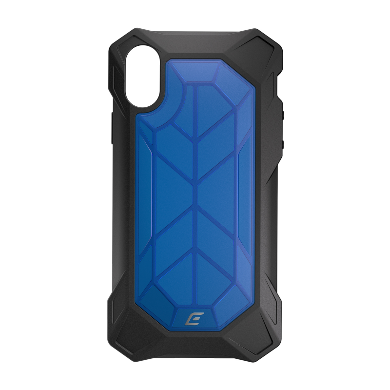 Чехол Element Case REV на iPhone X – (Цвет - Blue)