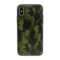 TORIA Camouflage для iPhone X / Xs (Army)