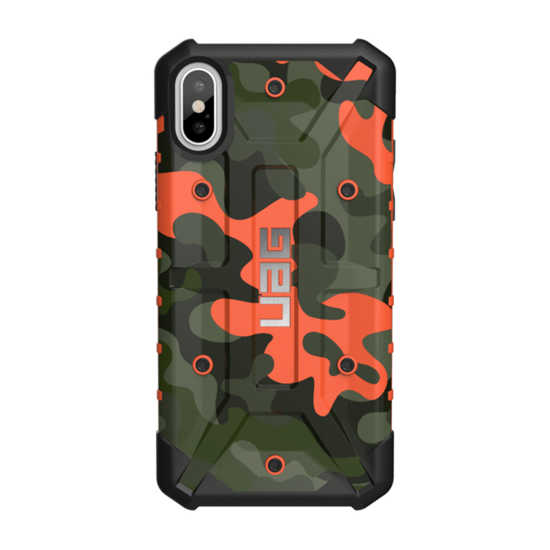 UAG Pathfinder SE Camo для iPhone X / Xs (Hunter)