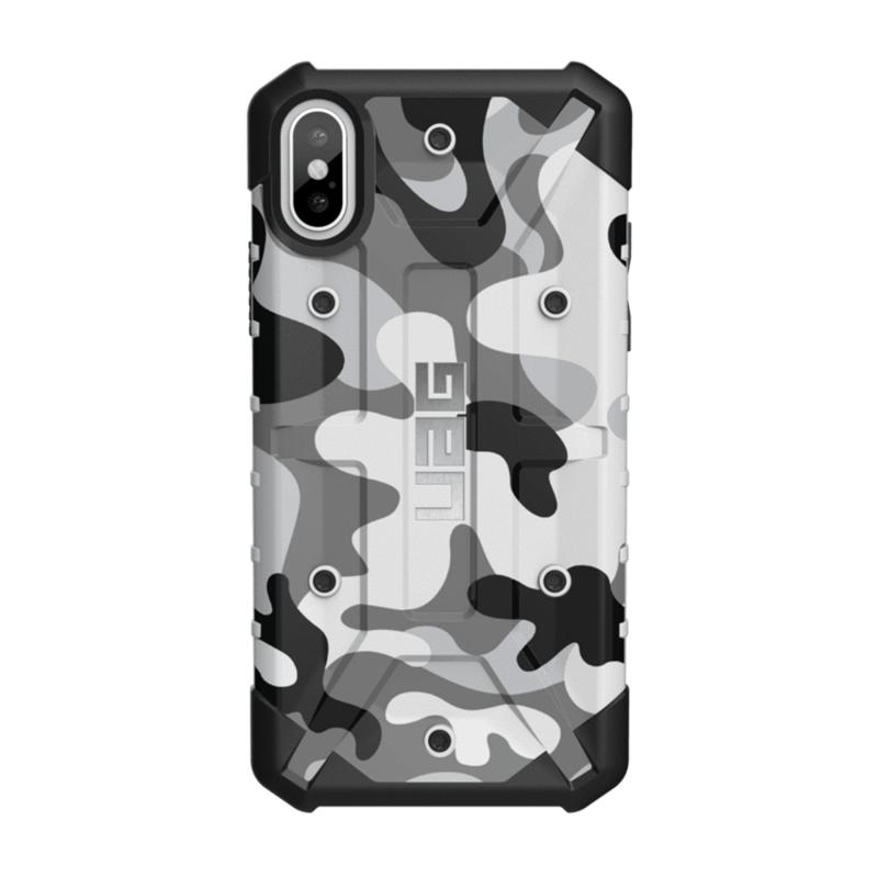 Чехол UAG Pathfinder SE Camo на iPhone X / Xs – (Цвет - Arctic)