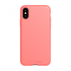 tech21 Studio Colour для iPhone X / Xs (Coral)