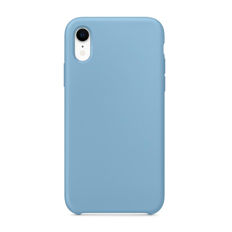 """Чехол на iPhone XR (Цвет """"Синие сумерки"""")"""