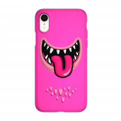 SwitchEasy Monsters для iPhone Xr (Pink)
