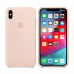 Чехол Apple на iPhone Xs Max  - Розовый