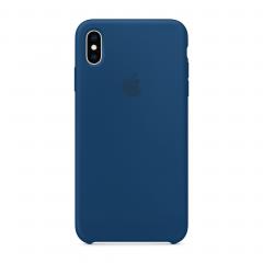 """Apple Силиконовый чехол для iPhone Xs Max (Цвет """"Морской Горизонт"""")"""